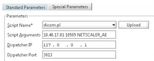 dicom - special parameters